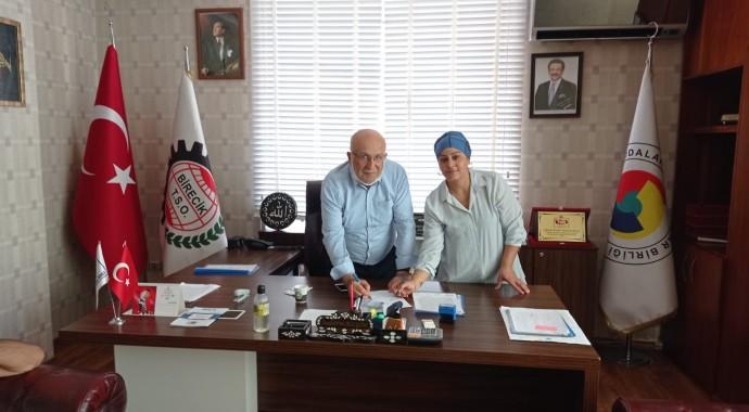 Birecik TSO Üyelerine Yönelik Eğitim Protokolü İmzalandı…